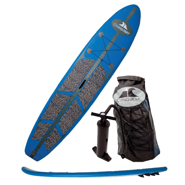 Conquest Inflatable Stand Up Paddle Board