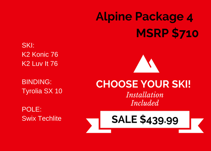 Adult Alpine Package 4 copy