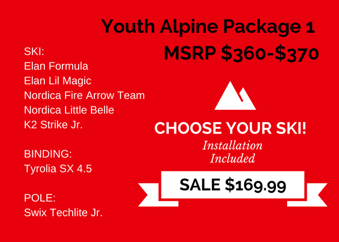 Youth Alpine Package 1 - $360 (1) copy